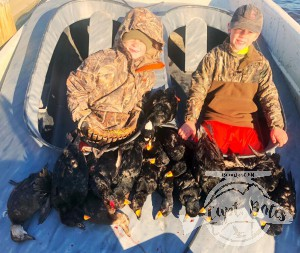 Waterfowl Trip - Layout Boat Hunt